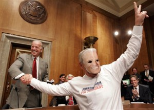 Joe Biden, Chuck Hagel