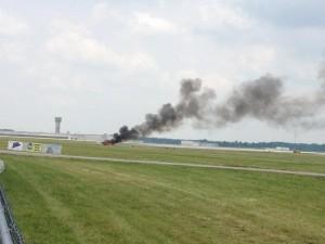 Авиакатастрофа в Дейтоне, Огайо.